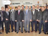Başbakan Davutoğlu Konya için büyük şans