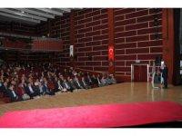Başkan Akkaya, istişare toplantısına katıldı