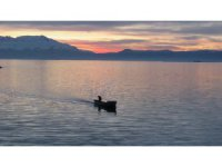 Beyşehir Gölü'nde su ürünleri av yasağı başladı