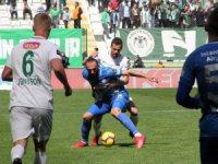 Spor Toto Süper Lig: Atiker Konyaspor: 0 - Çaykur Rizespor: 2 (Maç sonucu)