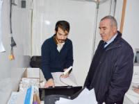 Aksaray Belediyesi personeline sağlık taraması!