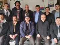 Ozan Akbal Konya'daki Eskillilerden Destek İstedi