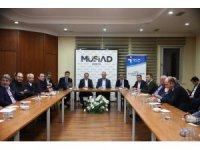 MÜSİAD Konya'da İstihdam Seferberliği bilgilendirme toplantısı