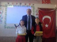 Meram Ali Yaman İlk ve Ortaokulunda  Şehitler Anıldı