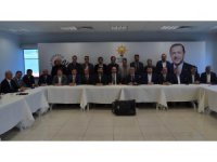 AK Parti Konya Teşkilatında medya buluşması