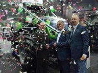 Türkiye'nin en büyük traktörlerinden biri Konya'da satıldı