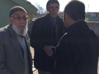 Süleyman Altan seçim çalışmalarına Setik'te devam etti