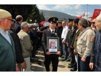 Şehit jandarma uzman çavuş Akşehir'de defnedildi