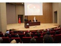 Konya Gıda Ve Tarım Üniversitesinde Çanakkale konferansı