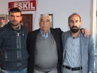 """Muhsin Noyan, """"Eskilli Hemşehrilerimin Oylarına Talibiz"""""""