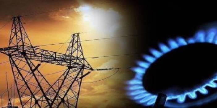 Elektrik ve doğal gaz fiyat verileri açıklandı