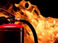 Aksaray- Adana karayolunda yangın