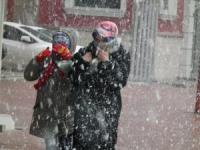 Konyada hafta başı kar yağışı bekleniyor