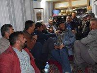 Mustafa Zavlak'tan Karatepe'de çobanlara sürpriz ziyaret
