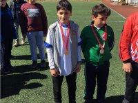 Vahit Arslan Konya Şampiyonu!