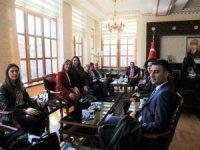 Baro Başkanı Toprak'tan Vali Ali Mantı'ya ziyaret