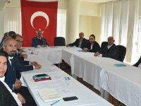 Eskil Belediye'sinde Yeni Dönem İlk Meclis Toplantısı Yapıldı