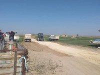 Eskil Belediyesi Mezgitli-Öveçağılı arasında yol çalışmasına başladı