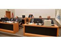 Selçuklu'da yeni dönemin ilk meclisi toplandı