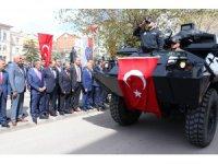 Aksaray'da Türk Polis Teşkilatının 174. yıl dönümü kutlandı
