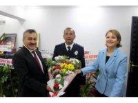 Başkan Tutal, emniyet çalışanlarının Polis Haftasını kutladı