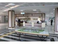 Aksaray'da hastaneye 4 milyon TL ödenek
