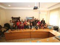 Beyşehir Belediyesi, Vietnamlı fotoğraf sanatçılarını ağırladı