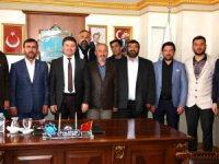 Önder İmam Hatipliler Derneğinden Başkan Dinçer'e hayırlı olsun ziyareti