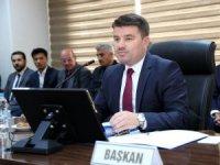 Evren Dinçer Başkanlığındaki Aksaray Belediyesi, ilk meclis toplantısını gerçekleştirdi
