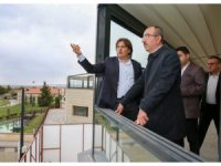 """Başkan Kavuş: """"Meram'da yeşil, eski ihtişamlı rengine dönecek"""""""