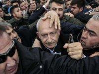Kılıçdaroğlu'na yumruk atan gözaltına alındı