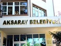 Aksaray Belediyesinden duyuru..