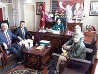 Eskil'de Temsili Başkan Ahmet Hakan Belgemen ile Serap Ünlü