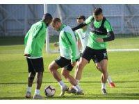 Atiker Konyaspor'da Galatasaray maçı hazırlıkları başladı
