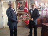 Konya Valisi Cüneyit Orhan Toprak'tan Eskil'e ziyaret! VİDEO