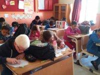 Eskil Çukuryurt Ortaokulu'nda anlamlı yarışma
