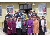 Seydişehir'de Halk Eğitim Merkezinden yıl sonu sergisi