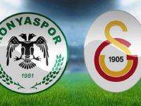Atiker Konyaspor ile Galatasaray arasında ligde 36. randevu