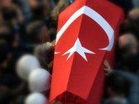 Şehit astsubay Konya'da son yolculuğuna uğurlandı