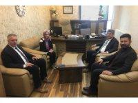 """Konya SMMMO Başkan Adayı Abdil Erdal: """"Meslektaşlarımızı ve stajyerlerimizi sosyal projelerimizle bir araya getireceğiz"""""""