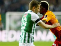 Spor Toto Süper Lig: Konyaspor: 0 - Galatasaray: 0 (İlk yarı)