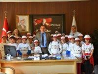 Aksaray' da  Lider Çocuk Tarım Kampı başladı