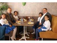 Aksaray'da 'Lider Çocuk Kampı' start aldı