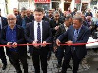 """Başkan Dinçer""""Demircioğlu""""işyerinin açılışını yaptı"""