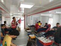 Konyaspor ve Kızılay'dan kan bağışı kampanyası