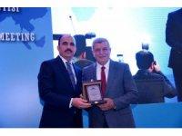 Başkan Altay, Türk Dünyası Belediyeler Birliği Başkanlığına seçildi