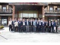MÜSİAD Konya Şubesinde 'İş Geliştirme Toplantısı' düzenlendi