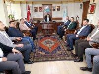 MÜSİAD'dan Başkan Dinçer'e ziyaret