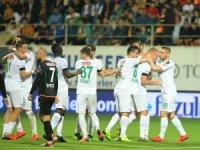 Konyaspor, 11 haftalık galibiyet hasretine son verdi