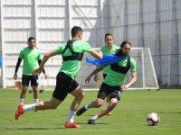 Atiker Konyaspor, Trabzonspor maçının hazırlıklarına başladı